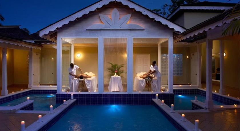 Blue Mahoe Spa at Hedonism II